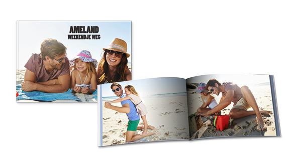 Fotoboek A4 Softcover